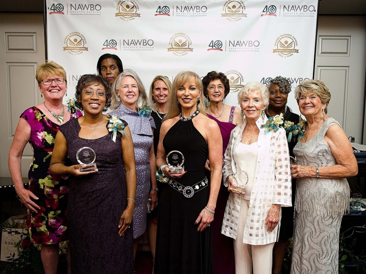 women business owners hall of fame