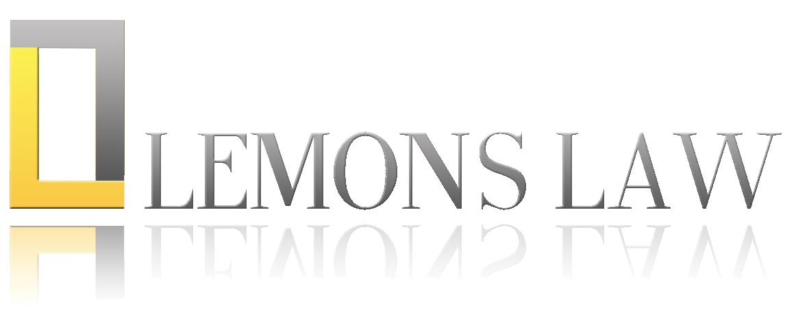 Lemons Law